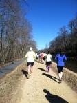 Georgetown 10 Miler, March 2013 3