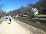 Georgetown 10 miler, March 2013 5