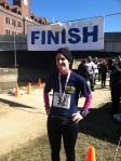 Georgetown 10 miler, March 2013 7