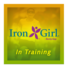 IronGirl In Training