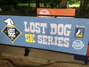 Lost Dog 5K August 2013 1