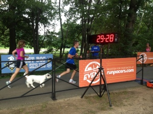 Lost Dog 5K August 2013 2