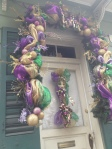 Mardis Gras decor 2, New Orleans
