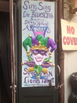 Mardis Gras decor 5, New Orleans