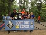 lost dog 5K group shot 2014