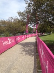 Irongirl Run course