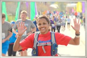 Nicole marathon 3