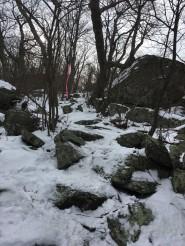 02.1 Snowy trail
